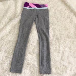 Gray Ivivva yoga pants